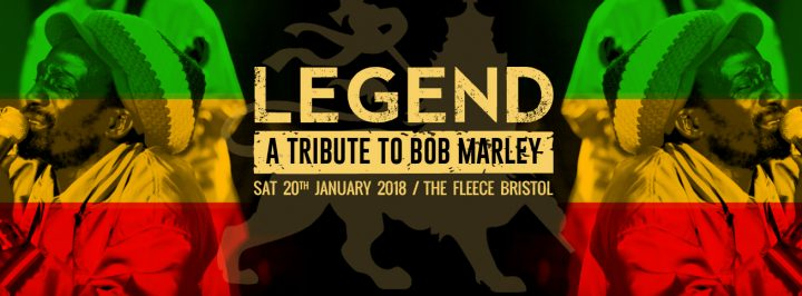 Legend – A Tribute To Bob Marley