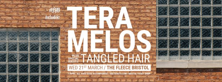 Tera Melos plus Tangled Hair