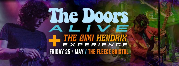 The Doors Alive + The Gimi Hendrix Exp