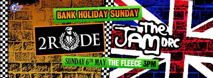 2 Rude + The Jam DRC