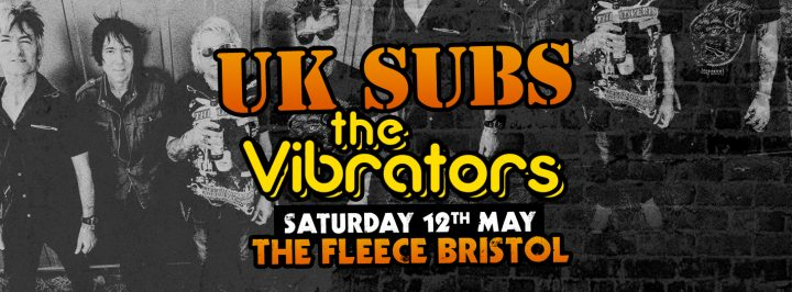 UK Subs + The Vibrators