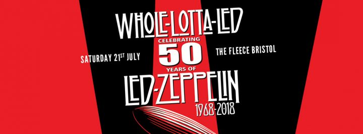 Whole Lotta Led celebrating 50 years of Led Zeppelin