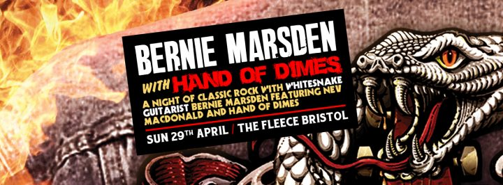Bernie Marsden with Hand Of Dimes