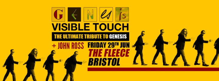Genesis Visible Touch + John Ross