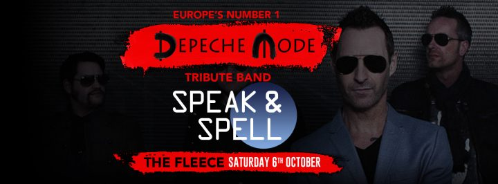 Speak & Spell – a tribute to Depeche Mode
