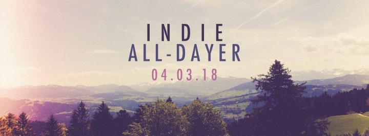 Indie All-Dayer