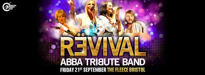 Revival – Abba Tribute Band