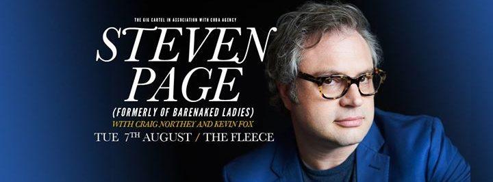 Steven Page