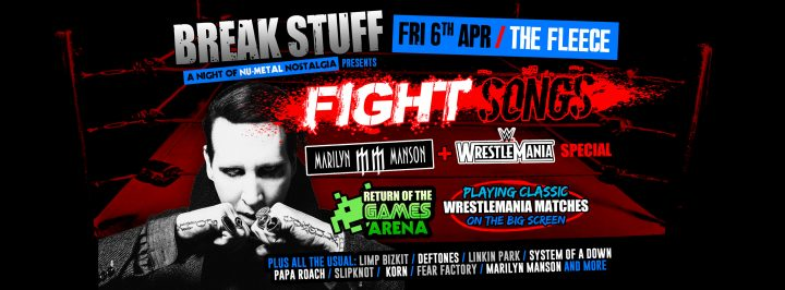 Break Stuff – Marilyn Manson Special