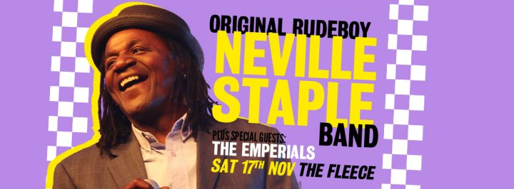 Neville Staple + The Emperials