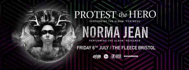 Protest The Hero + Norma Jean