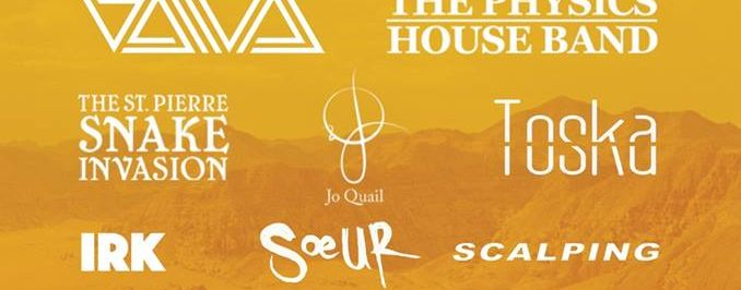ArcTanGent Warm-Up Party ft. Gallops, The Physics House Band and more
