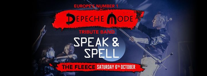 Speak & Spell – a tribute to Depeche Mode at The Fleece, Bristol
