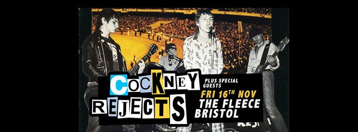 Cockney Rejects / Boots 'n' All