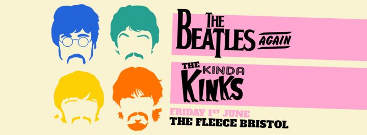 The Beatles Again + The Kinda Kinks