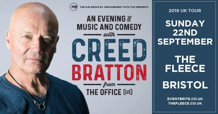 Creed Bratton From The Office (US): An Evening Of Music And Comedy