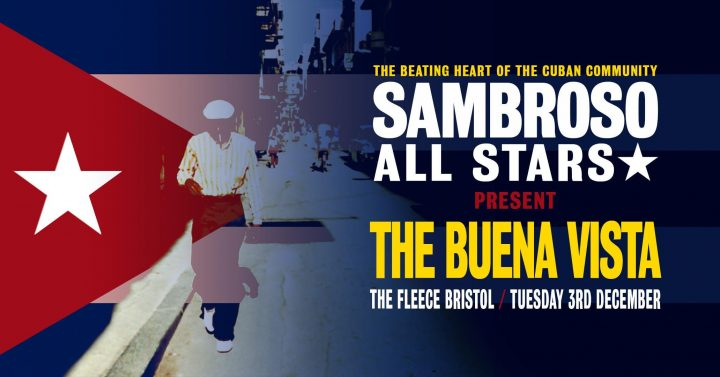 Sambroso All Stars present 'The Buena Vista'