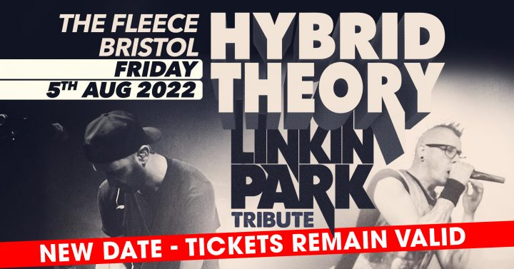 Hybrid Theory – The UK's No.1 Linkin Park Tribute Band