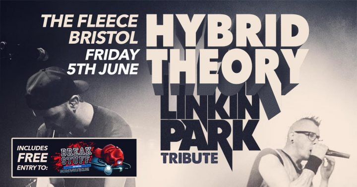 Hybrid Theory – The UK's No.1 Linkin Park Tribute Band