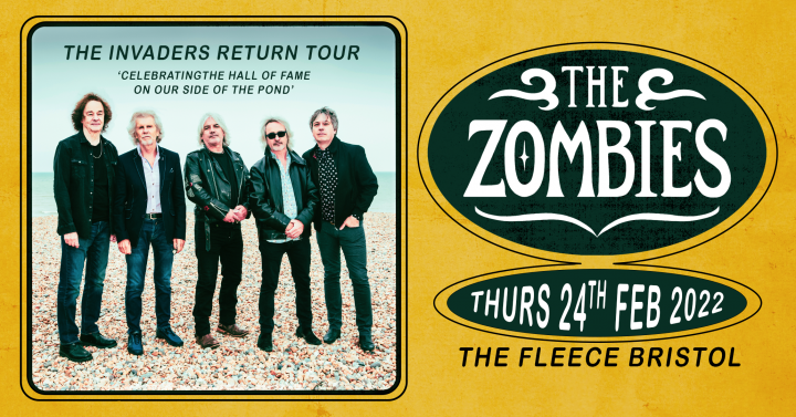 The Zombies – The Invaders Return Tour