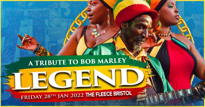 Legend: A Tribute to Bob Marley