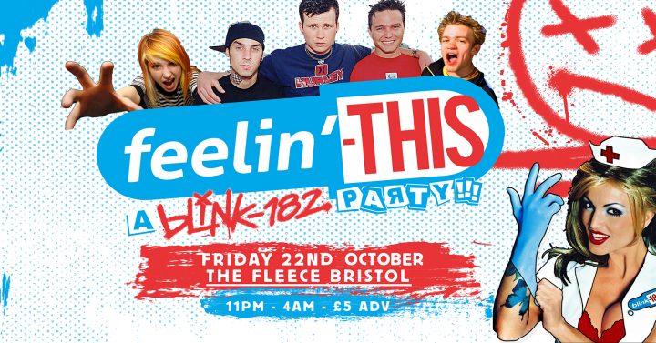 Feelin' This – A Blink-182 Pop Punk Party