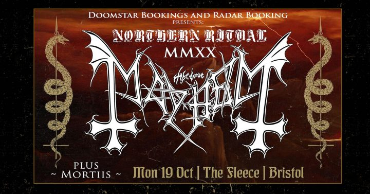 Mayhem + Mortiis
