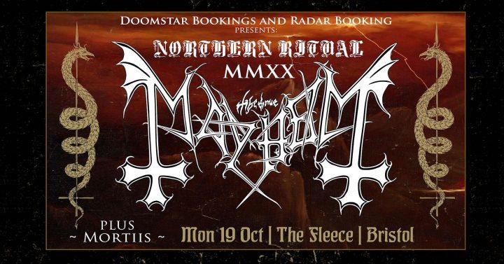 Mayhem + Mortiis