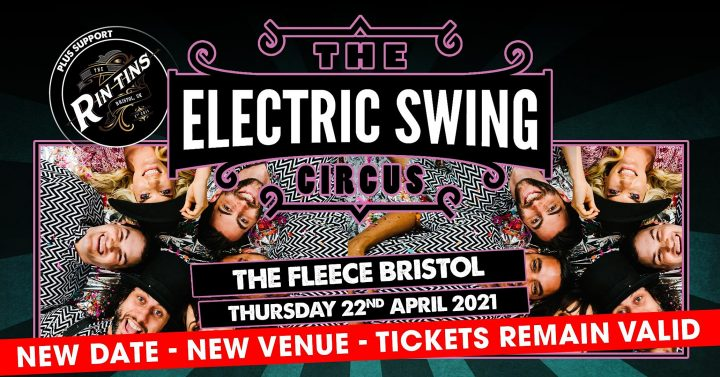 The Electric Swing Circus + The Rin Tins