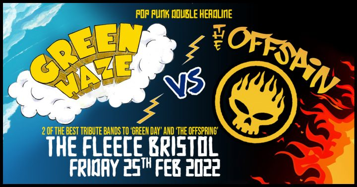 Green Haze – A Tribute To Green Day + The Offspin