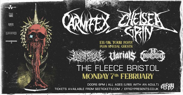 Carnifex and Chelsea Grin