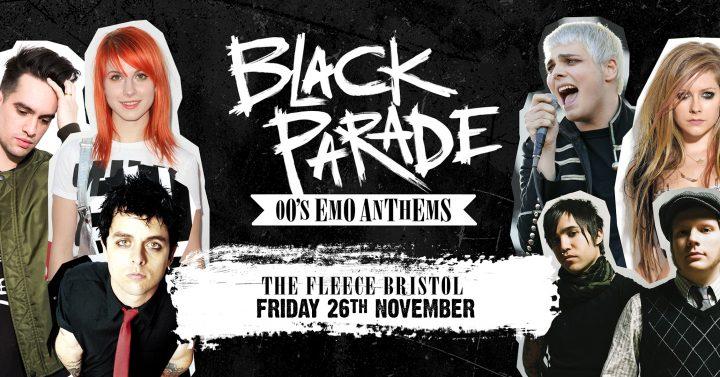 Black Parade – 00's Emo Anthems