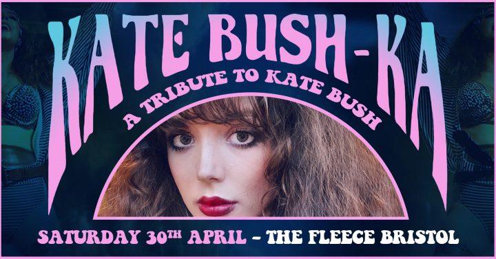 Kate Bush-ka – A Tribute To Kate Bush