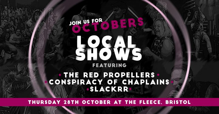 The Red Propellers & Support